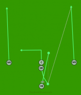 Trick 5 On 5 Flag Football Plays